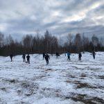 Футбол в РЦ Дубровино