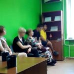 Еженедельное собрание для родителей